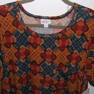 BNWT Large LulaRoe Carly Dress